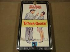 Father Goose VHS