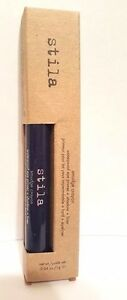 "Stila Smudge Crayon Waterproof Eye Primer + Shadow + Liner ""Midnight Blue"" NIB!"