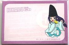 Hikaru no Go Sai Mini Note Paper Manga Anime NEW