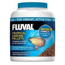 Fluval Tropical 1mm Sinking Pellets 90g