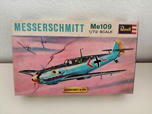 Messerschmitt Me109 H-612 Revell