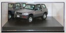 Voitures, camions et fourgons miniatures gris pour Toyota 1:43