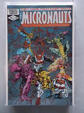 Micronauts (1979-1984) #38 NM-