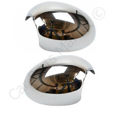 BMW MINI COOPER R56 2006-2013 HATCHBACK 3 DOOR A PAIR WING MIRROR GLASS COVERS