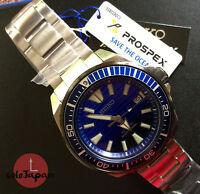 "Seiko SRPC93K1 Prospex SAMURAI ""SAVE THE OCEAN"" Special Edition. Brand-new!!"