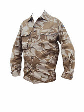 BRITISH ARMY - DESERT CAMO SHIRT - SIZE 180/96 - BRAND NEW - GREAT DEAL - RL1332