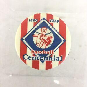 1939 Quaker Oats Baseball Centennial 1839-1939 Pocket Scorer Scorekeeper