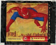 Brazil 2004 Panini Spiderman 2 Gratis Version Sticker Pack
