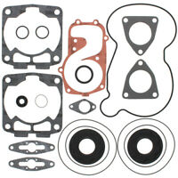 Complete Gasket Kit with Oil Seals For Polaris 600 IQ SHIFT/EURO 2008-2009 600cc