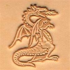 8423 Dragon Craftool 3-D Stamp Tandy Leather 88423-00