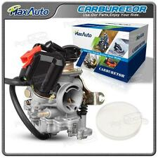 20mm Performance Carburetor 139QMB & GY6 Scooter Moped Carb 50cc 100cc