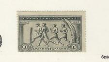 Greece, Postage Stamp, #194 Mint Hinged, 1906, JFZ