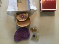 American girl doll Julie's accessories, new