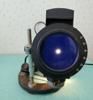 AO American Optical Company Microscope Lamp Illuminator - Model 370, WORKS #2