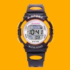 LED Luminous Kids Girls and Boys Sport Fashion Watch Quartz Digital Wrist Watch