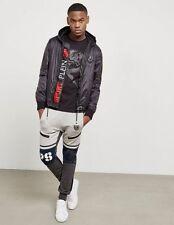 BNWT mens Stunning PHILIPP PLEIN SPORTS TIGER bomber jacket size XL RRP £485