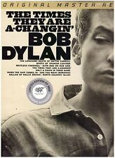 Bob Dylan ,The Times They Are A Changin' _ GAIN 2™ Ultra Analog 180g 45rpm Mono