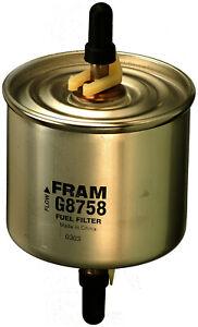 Fuel Filter-LS Defense G8758