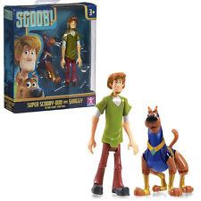Scoobydoo Super Scooby Doo et Shaggy 2 Figurine Paquet