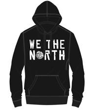 Men's Toronto Raptors Mitchell Ness We The North Retro Logo Sweatshirt Hoodie