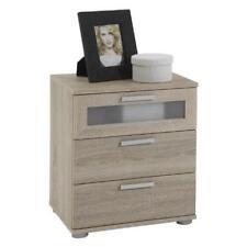 Less than 45cm Oak Bedside Tables & Cabinets