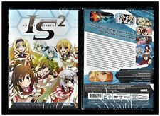 Infinite Stratos 2- Complete Anime Collection (Brand New 4-Disk Set, 2014)