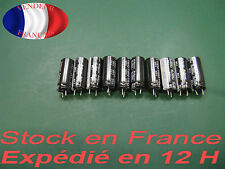 1800 uF 16 V condensateur capacitor X 10  105°C marque/brand RUBYCON
