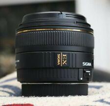 Sigma 30mm f1.4 canon EX