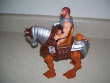 Vintage 1983 Motu Strider Horse He-Man Masters Of The Universe Armored 1737