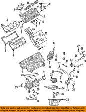 Chrysler Oem Engine Connecting Rod Bearing 68052222ab