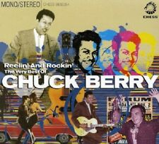 Chuck Berry Very Best Of 2-CD NEW SEALED Johnny B. Goode/Memphis Tennessee/Carol