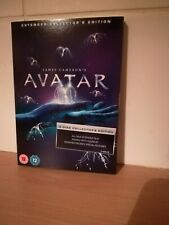 AVATAR 3 DISC COLLECTERS EDITION DVD /REGION 2/NEW AND SEALED
