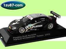 1:43 Audi A4 DTM 2009 Rosberg Playboy Nr.12 Markus Winkelhock - Dealer Edition