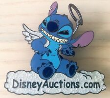 Disney Auctions Stitch Angel with Halo and Wings LE 5000 Pin