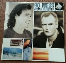 GO WEST - INDIAN SUMMER 1990 LP