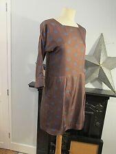"""TOAST silk dress size 6, 36"""" ch"""