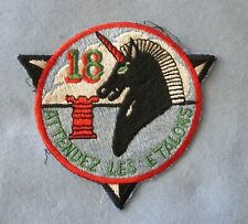 USN- 18TH SQUADRON  Patch.