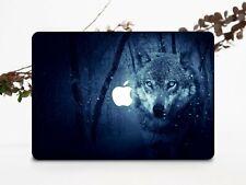 Wolf Art Macbook Air 11 13 Night Hard Case Macbook Animal Case 12 Pro 13 15 2018