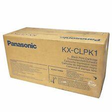 Panasonic KX-CLPK BLACK Printer Toner Cartridge