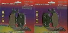 Suzuki Disc Brake Pads LT-A500X/Xi/XP/XZ 2011-2014 Front (2 sets)