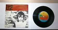 "U2 # 45 Giri # 7"" - TWO HEARTS BEAT AS ONE # ENDLESS DEEP -Island Records IS 109"