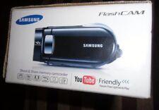 Samsung SMX-F33 Flash Media Camcorder