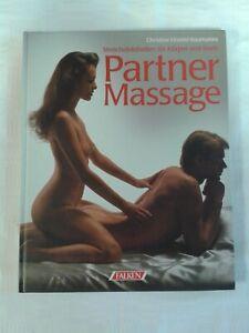 Partnermassage - Streicheleinheiten für Körper und Seele, Fachbuch Ratgeber 1989