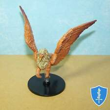 Androsphinx - Monster Menagerie 2 #43 D&D Rare Miniature