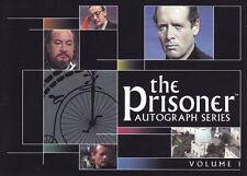 THE PRISONER AUTOGRAPH SERIES VOLUME 1 BASE /BASIC CARDS    001 TO 072  .CHOOSE