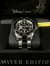 INVICTA PRO DIVER 22777 MICKEY MOUSE - SII NH35A AUTOMATIC MOVEMENT & 40MM CASE
