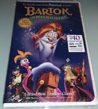 Bartok the Magnificent (VHS, 1999, Twentieth Century Fox) Clamshell Brand New