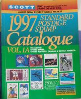 Scott 1997 Standard Postage Stamp Catalogue: Vol. 1A - G