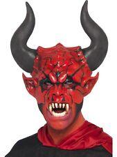SALE! Demon Devil Lord Mask Halloween Horror Fancy Dress Costume Party Accessory