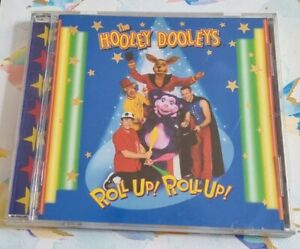 THE HOOLEY DOOLEYS Roll Up! Roll Up! CD (2001) *ABC for Kids